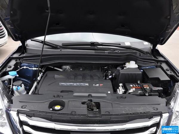 哈弗汽车  1.5T 手动 发动机局部特写