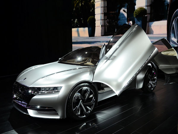 DS计划10年内将推出6款全新车 包括新SUV_神韵_进口新车-网上车市