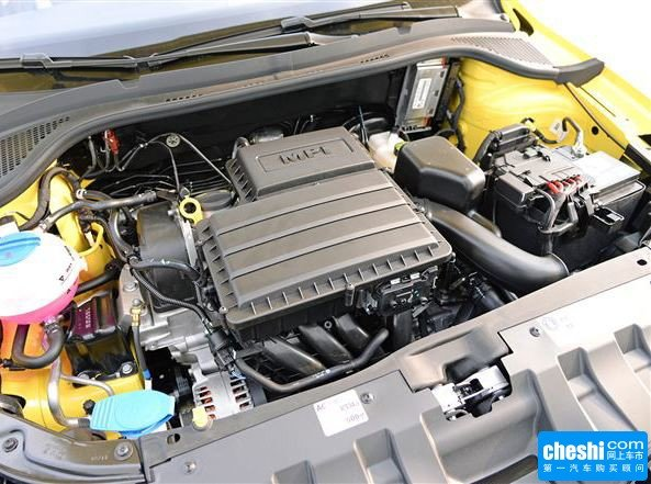 斯柯达  1.6L 自动 发动机标识