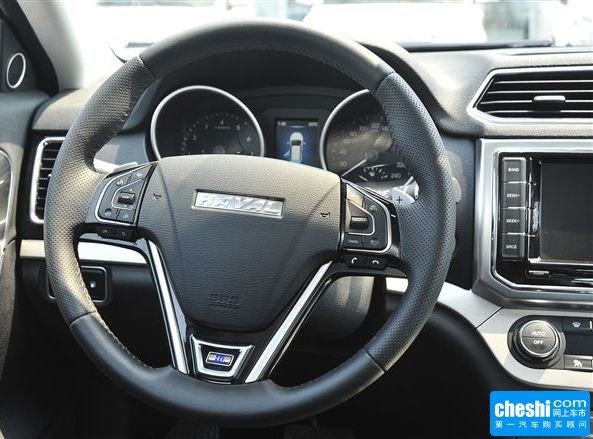 哈弗汽车  2.0T 自动 方向盘整体