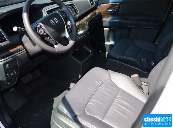 广汽本田  改款2.4L 副驾驶座椅正视图