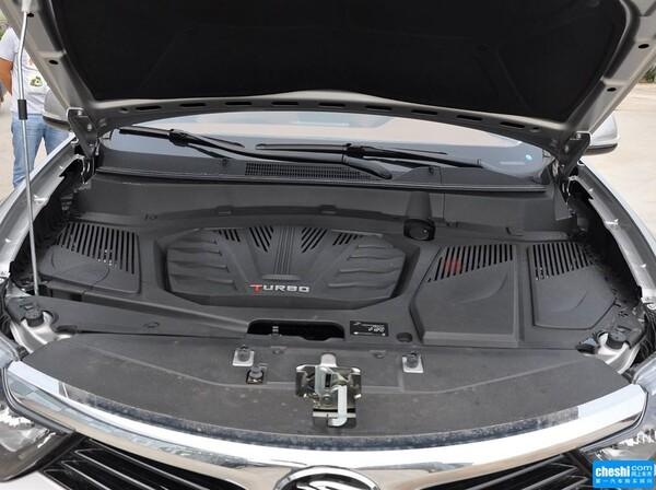 东南汽车  1.5T 手动 发动机局部特写