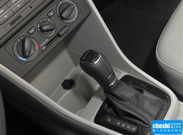 斯柯达  1.6L 自动 换挡杆