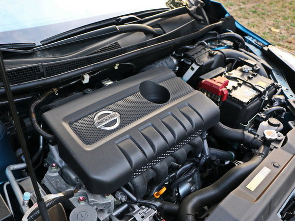 东风日产  1.6L CVT 发动机