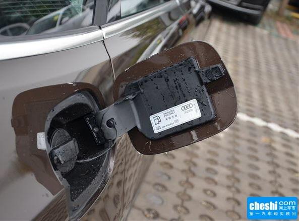 一汽奥迪  40 TFSI 燃油标识