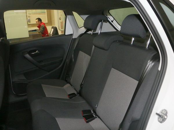 上汽大众  1.4L 第二排座椅
