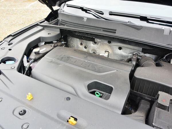吉利汽车  1.3T