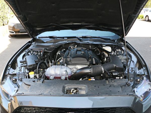 福特(进口)  2.3T 发动机舱