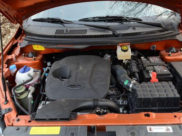 奇瑞汽车  1.5L