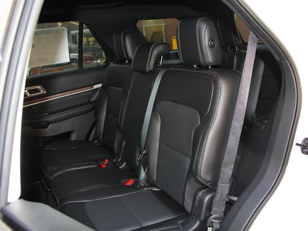 福特(进口)  2.3T 第二排座椅
