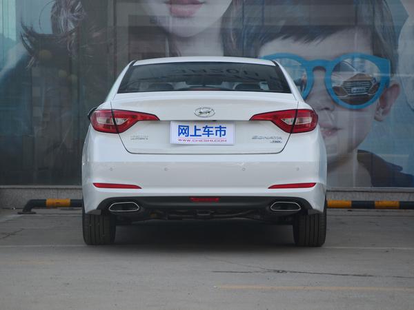 北京现代  1.6T 正后