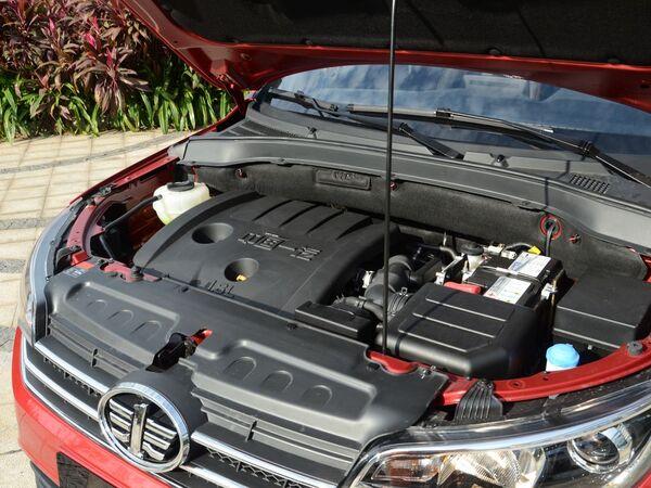 一汽吉林  1.6L 发动机