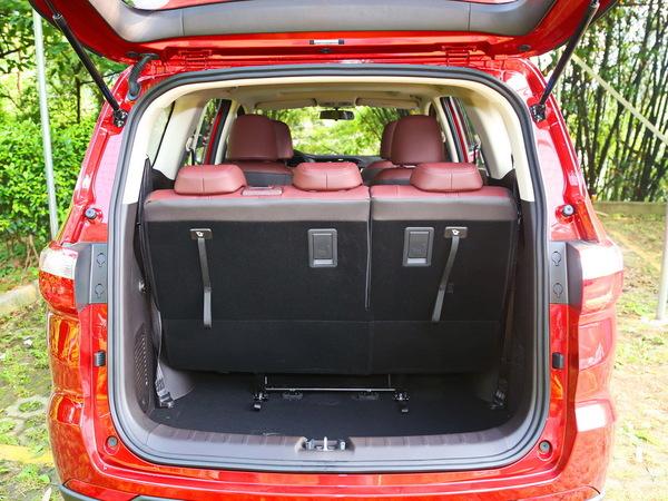 长安乘用车  1.6L 后备箱