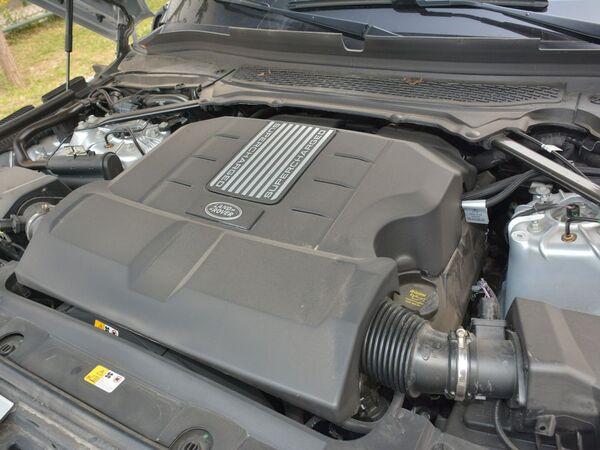 路虎  3.0 V6 SC AB