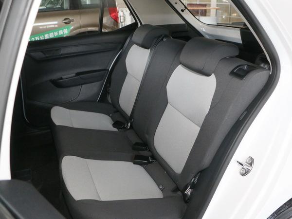 斯柯达  1.4L 第二排座椅