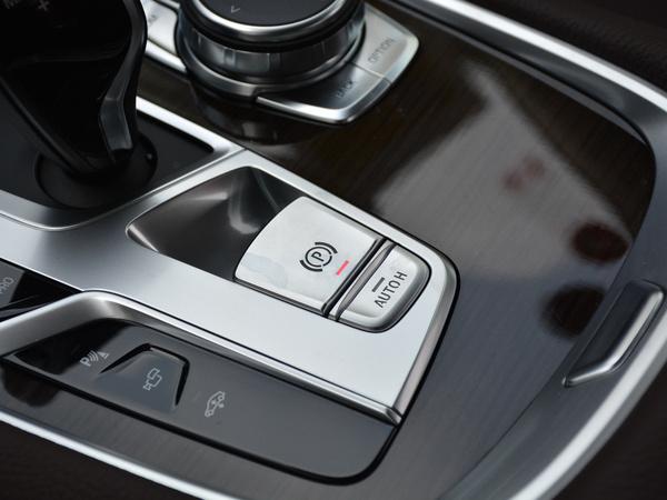 宝马(进口)  730Li 手刹/驻车按键