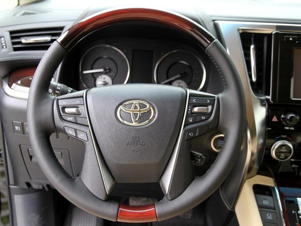 丰田(进口)  3.5L 方向盘