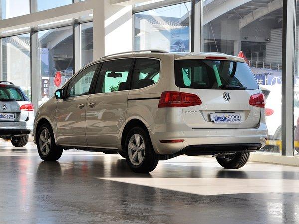 进口大众夏朗南京最高优惠3万 现车销售高清图片
