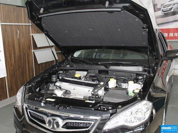 北汽绅宝 1.8t 自动 车辆发动机舱整体