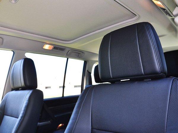 进口三菱帕杰罗最高降9万 急速SUV好性能高清图片