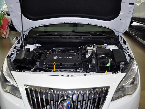 动力方面:英朗xt搭载了1.6l自然吸气发动机和1.