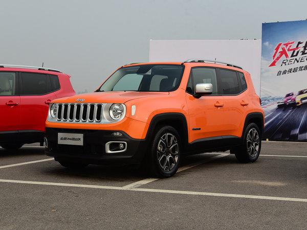 jeep自由侠优惠1.8万元 降价竞争xr-v