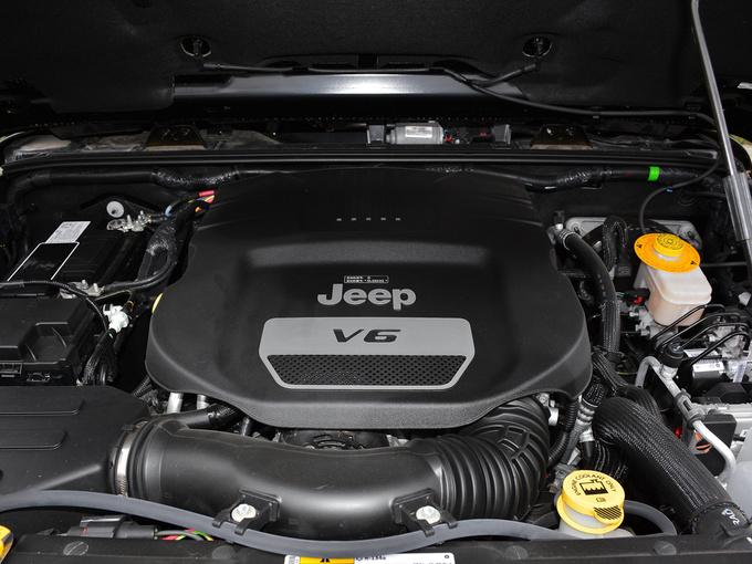 Jeep  3.6L 兩門舒享版 發動機