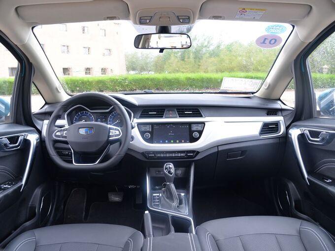 吉利汽车  升级版 1.5L 大中控全景