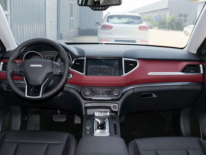 哈弗汽车  1.5T 自动两驱超豪智联版 大中控全景