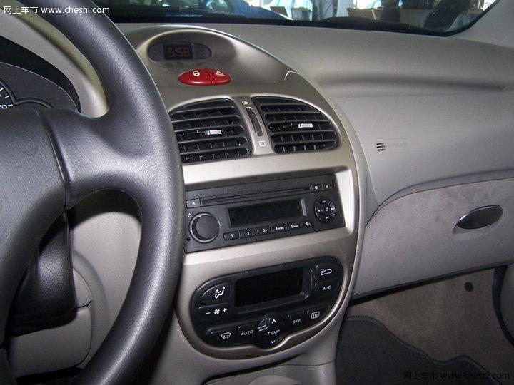 标致206中控方向盘图片(16/30)_网上车市
