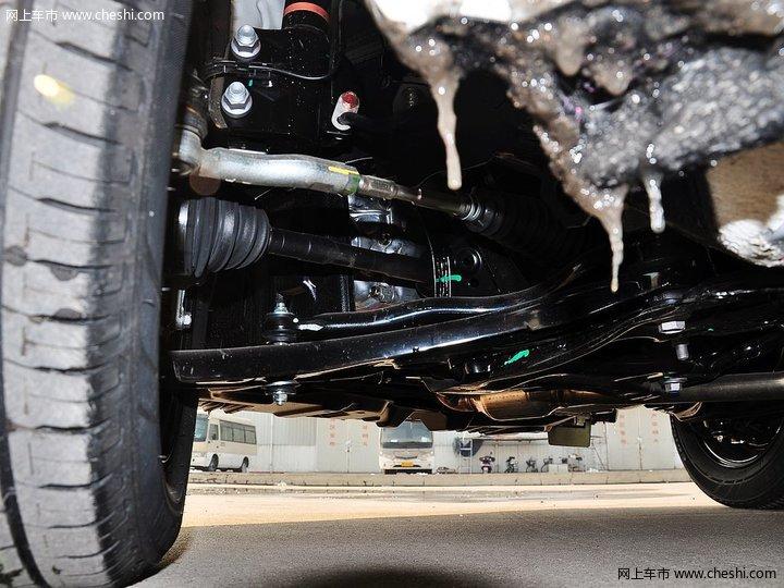 威驰2014款 1.3l 手动型尚版动力底盘图片(8/11)_网上