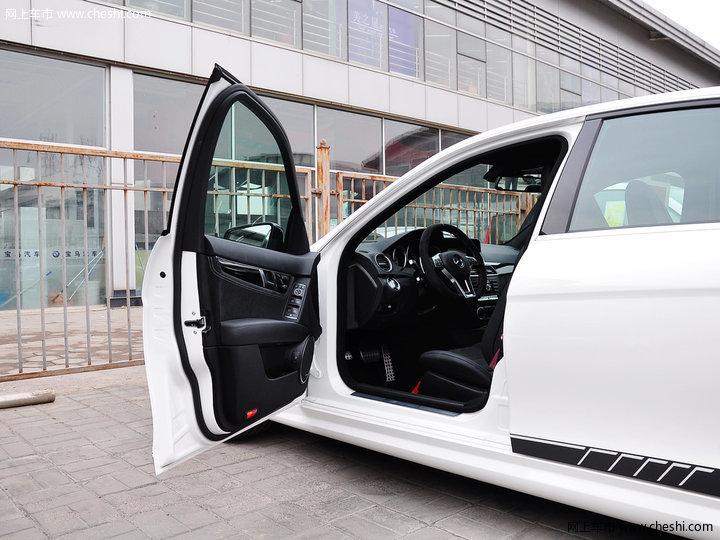 奔驰C级AMG 2014款 C63 AMG Coupe Editio