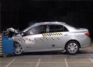 第二十三课 汽车碰撞与安全