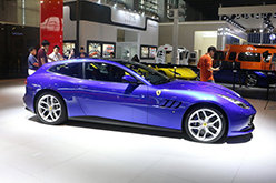 网上观展 法拉利GTC4 Lusso