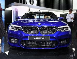 全新宝马M5