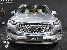国产英菲尼迪QX50