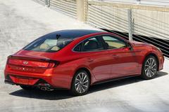 现代全新索纳塔GT跑车渲染图 造型酷似阿斯顿·马丁
