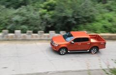 试驾江西五十铃D-MAX,国际中型皮卡标杆级实力