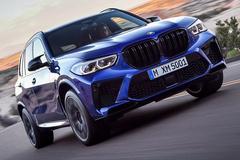 宝马新款X5 M正式开售!推两款车型/内饰更运动