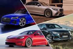 奔驰S级/特斯拉Model S领衔 一周上市豪华新车