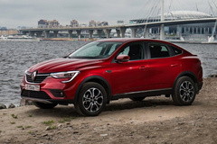 雷诺国产轿跑SUV实车曝光 搭奔驰1.3T年内上市