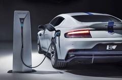 阿斯顿 · 马丁将于2025年启动电动汽车生产计划