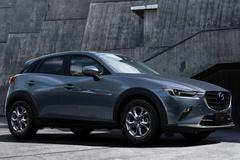马自达CX-3新车型曝光!下月将开售/配置大涨
