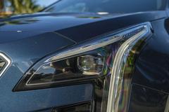 凯迪拉克XT4-V图片曝光 双门造型设计更激进