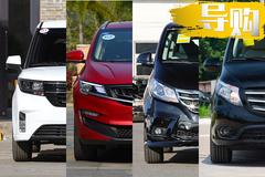 春节过年回家送年货 网友:选这几款车就对了!