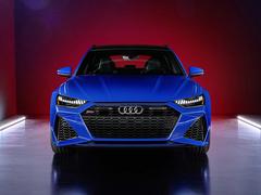加价30万提车?全新奥迪RS 6预计3月到店