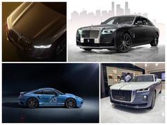 2021上海车展:这8款车用独特定义豪华