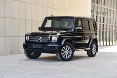 奔驰G 350正式上市 2.0T四缸/142.98万元