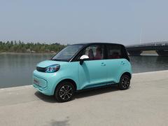 朋克多多有望在本月正式下线 A0级纯电动汽车