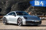 保时捷全新911性能版实拍 增运动套件年底发布